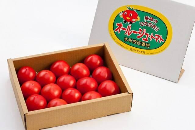 オールージュ・トマト